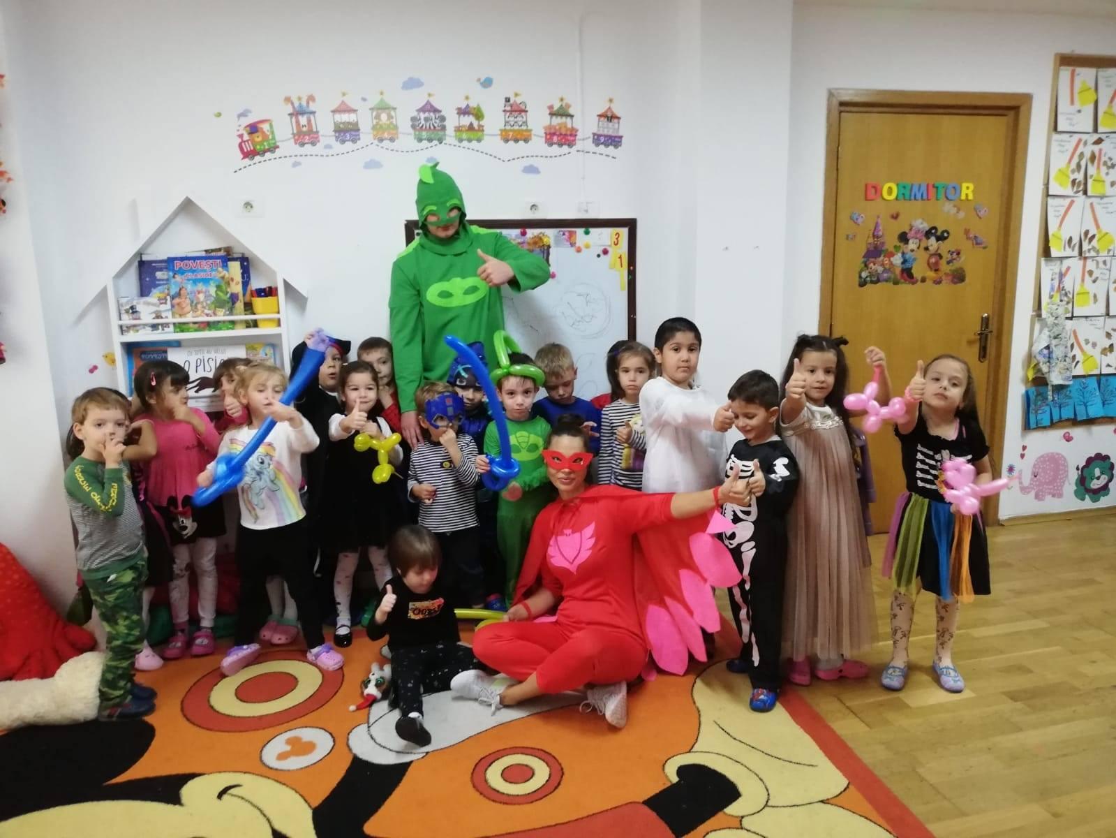 petreceri pentru copii
